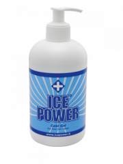 ICE POWER KYLMÄGEELI 400 ML