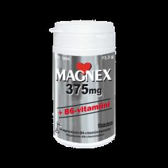 Magnex 375 mg + B6-vitamiini 70 tabl