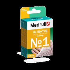 Medrull Ultratub joustava putkiside N1 0,9cmx50cm 1 kpl