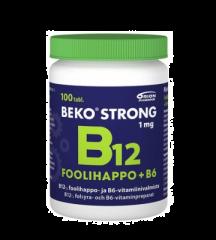 BEKO STRONG B12+FOOLI+B6  100 tabl